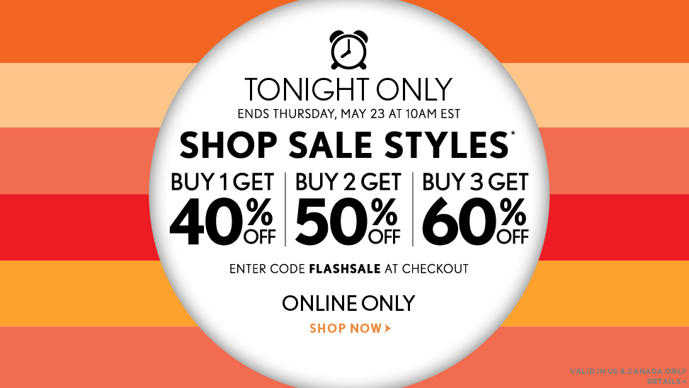 SHOP SALE STYLES