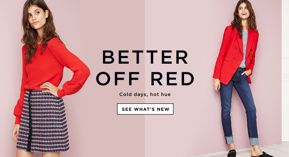 RED HOT SEE WHAT'S NEW>