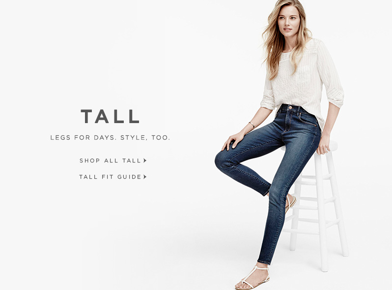 Clothing For Tall Women