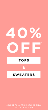 40% Off Full Price